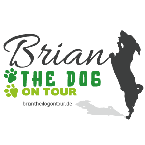 Brian The Dog On Tour